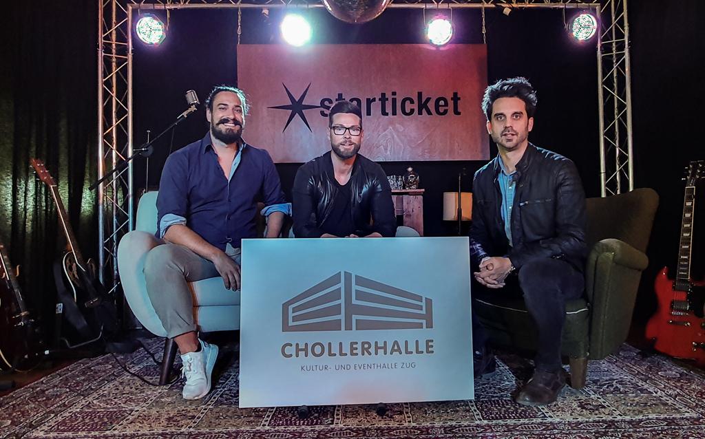 Chollerhalle bestätigt erneut Partnerschaft mit Starticket
