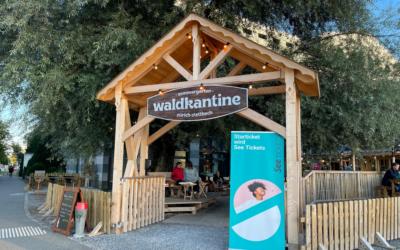 Notre événement client·e «Get together» à la Waldkantine