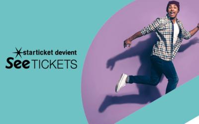See Tickets prend le contrôle de Starticket