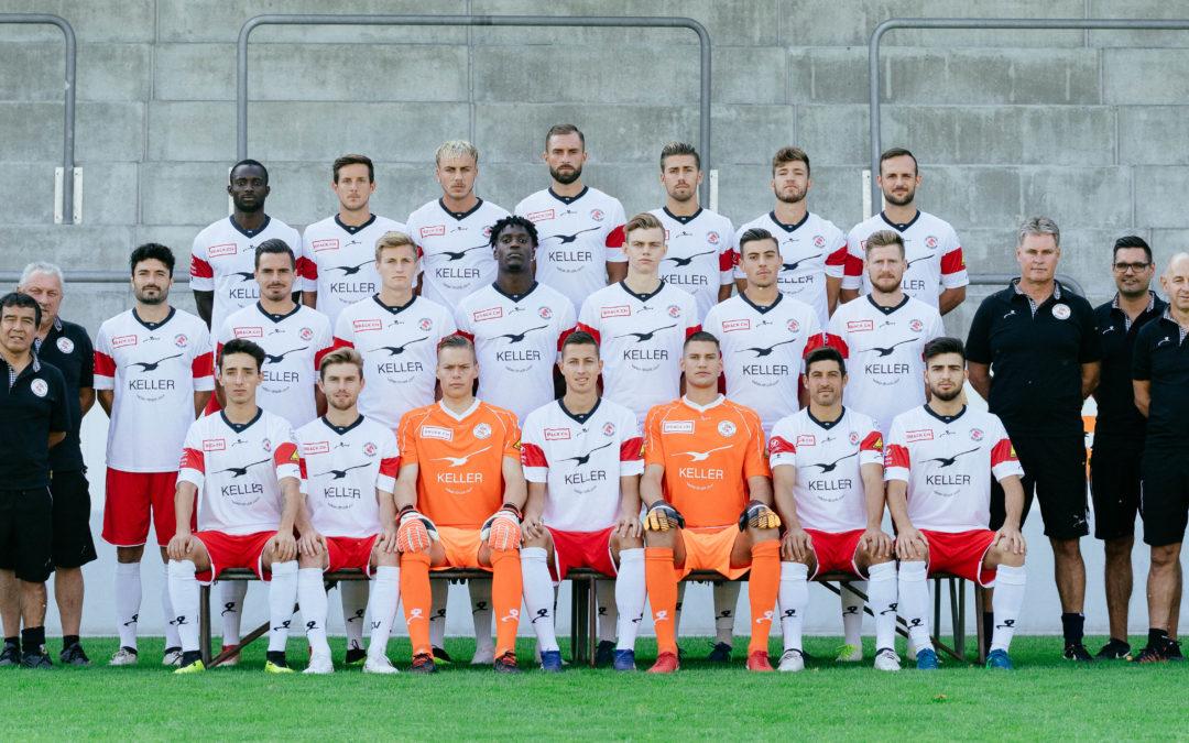 FC Winterthur und Starticket spielen nun im selben Team